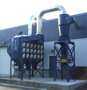 Industrial Dust Collector Systems