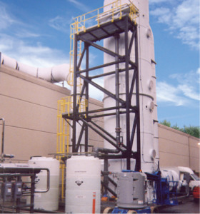 Commercial Air Pollution Control Systems
