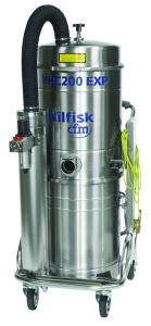 Explosion Proof Vacuum Cleaners Nilfisk Ast Canada