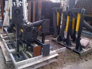 used-equipment-extraction-arms