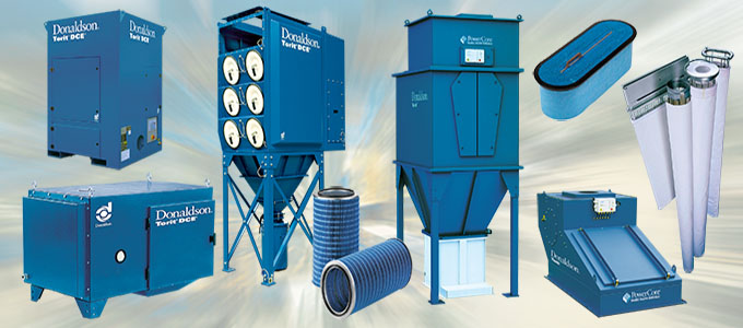 Types of Industrial Dust Collectors
