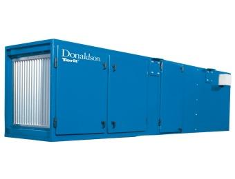 Donaldson Torit Modular MediaFilter Horizontal Mist Collector