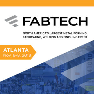 FABTECH-2018 eVENT iMAGE